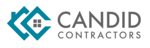 Candid contractors logo horizontal